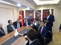 MUSTAFA ASLAN - Kütahyalılar İzmir'de Buluştu
