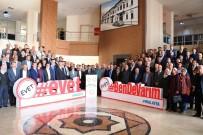 ANAYASA - Malatya'da 135 STK'nın Oluşturduğu 'Evet Platformu'ndan Ortak Çağrı