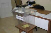 KİMLİK NUMARASI - Marmaris'te Gümrük Kapısı'nda Oy Verme İşlemi Başladı