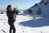 KOMMAGENE - Meksikalı Büyükelçi, Nemrut Dağı'na Hayran Kaldı