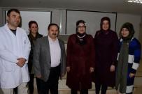 AHMET ÖZDEMIR - Milletvekili Özdemir Açıklaması 'Konya, Referandumun Öneminin Farkında'