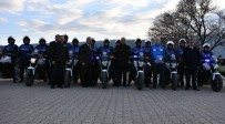 Motorize Zabıta Ekipleri İşbaşında