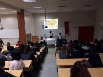 İSPANYOLCA - Nazilli Meslek Yüksekokulu Kariyer Günlerinin İlkini Gerçekleşti