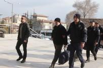Nevşehir'de FETÖ'den 10'U Polis 11 Kişi Adliyeye Sevk Edildi
