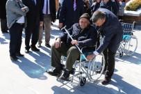 AKÜLÜ ARABA - Niğde Belediyesi Engelli Vatandaşın Yüzünü Güldürmeye Devam Ediyor
