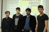 ANTROPOLOJI - Öğrencilere Okuma Ve Okur Yazarlık Söyleşisi