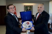 MUSTAFA TALHA GÖNÜLLÜ - Rektör Prof. Dr. Gönüllü İnönü Üniversitesini Ziyaret Etti