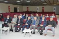 MUSTAFA ÇIFTÇI - Sabır Etkinlikleri İçin İstişare Toplantısı Düzenlendi