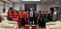 Salihlili Öğrencilerden Masa Tenisinde İl Şampiyonluğu