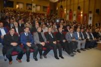 GENÇLİK KOLLARI - Savcı Sayan, Yeni Türkiye Yolunda Cumhurbaşkanlığı Hükümet Sistemini Anlattı