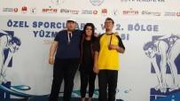 ANTALYA - Ses-Sizsiniz Spor Kulübü Sporcusu Özgüler'den Büyük Başarı