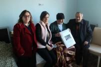 MÜDÜR YARDIMCISI - Sosyal Hizmet Merkezinden Yaşlılara Ziyaret