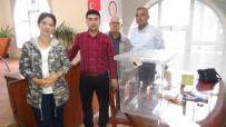 GÜMRÜK KAPISI - Taşucu Deniz Limanı Gümrük Kapısı'nda Oy Verme İşlemi Başladı