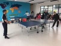 ÖĞRENCİLER - TED Şanlıurfa Kolejinde Masa Tenisi Heyecanı