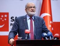 SAADET PARTISI GENEL BAŞKANı - Temel Karamollaoğlu'na 'evet' çıkarsa sorusu