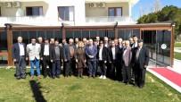 TREDAŞ'tan Şarköy Muhtarlarına Bilgilendirme Toplantısı