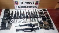 PKK'nın Tunceli bölge sorumlusu öldürüldü
