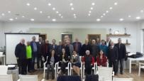 TÜRKİYE ATLETİZM FEDERASYONU - Türkiye Atletizm Vakfı Olağan Genel Kurulu Yapıldı