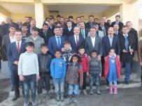 BARIŞ SÜRECİ - Vali Yavuz'dan Malazgirt'e Ziyaret
