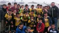 MUSTAFA NECATİ - Van'da Yıldızlar Futbol İl Birinciliği Müsabakaları
