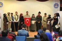 Yıldızeli KYK'da Çanakkale Şehitleri Tiyatroyla Anıldı