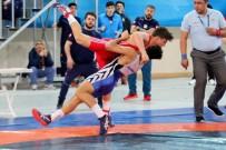 TUZLA BELEDİYESİ - Yıldızlar Grekoromen Ve Serbest Güreş Şampiyonaları Sona Erdi