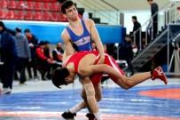 TUZLA BELEDİYESİ - Yıldızlar Grekoromen Ve Serbest Güreş Türkiye Şampiyonaları Sona Erdi
