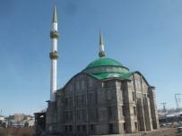 ALLAH - 1071 Malazgirt Kümbet Camii Dört Yıldır Bitirilemedi