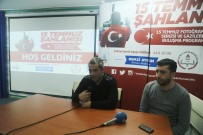 ANADOLU LİSESİ - 15 Temmuz Gazileri, O Geceyi Eyüp'teki Öğrencilere Anlattı