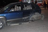 SAĞLIK EKİPLERİ - 16 Yaşındaki Sürücü Faciaya Neden Oluyordu