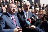 İL BAŞKANLARI - Adalet Bakanı Bozdağ Açıklaması 'Kılıçdaroğlu'nun Yalan Üretme Yeteneği Var'