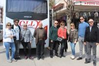 KOMMAGENE - Adıyaman'a Turistler Gelmeye Başladı