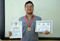 ALTIN MADALYA - Ahmet Yesevi Üniversitesine Birincilik Ödülü
