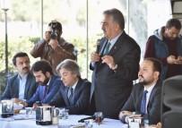 AK Parti Genel Başkan Yardımcısı Hayati Yazıcı Açıklaması 'Bu Metnin Hiçbir Yerinde Fesih Kelimesinin 'Fes'i Bile Yok'