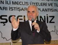 BÜYÜKŞEHİR BELEDİYESİ - AK Parti Genel Başkan Yardımcısı Kaya Belediye Meclis Üyeleri Ve Muhtarlarla Bir Araya Geldi