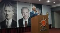 RECEP YAZıCıOĞLU - AK Parti Genel Başkan Yardımcısı Mustafa Ataş Söke'de