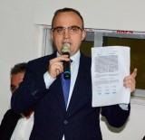 İSMAİL KAŞDEMİR - AK Parti Grup Başkanvekili Turan Açıklaması