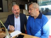 MILLETVEKILI - AK Parti'li Bostan İle 'Hayır' Diyen Vatandaş Arasında İlginç Diyalog