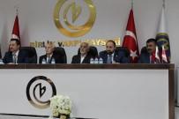 KAYSERİ ŞEKER FABRİKASI - AK Parti  MKYK Üyesi Yaşar Karayel Açıklaması
