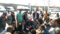 AK Parti Yenişehir İlçe Teşkilatı Sorun Dinleyip Vatandaşları Mitinge Davet Etti