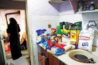 KURU FASULYE - Ankara Büyükşehir Belediyesi'nin İhtiyaç Sahiplerine Yardımları Sürüyor