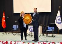 ADNAN MENDERES ÜNIVERSITESI - Aydın'da 'Babam İsmet Sezgin' Söyleşisi