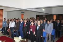 Ayvalık'ta 'Okul Kurum Bütçe Yönetimi Semineri'