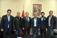 ERZURUMSPOR - B.B.Erzurumspor Teknik Direktörlüğüne Getirilen Kılıç Açıklaması 'Erzurum'da Şampiyonluğu Kucaklamak İstiyoruz'