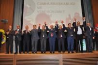 İL BAŞKANLARI - Bakan Bozdağ Açıklaması 'Türkiye'nin Bekası İçin Mevcut Sistemin Değiştirilmesi Şart'