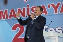 Bakan Eroğlu Açıklaması 'Bizler Türkiye'nin Geleceği İçin İnadına 'Evet' Diyeceğiz'