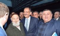 ALLAH - Bakan Özhaseki Kayseri Ve Nevşehir Dernek Üyeleriyle Buluştu