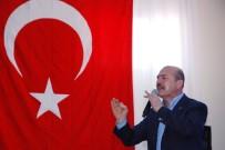 Bakan Soylu Açıklaması 'Ne Dediler 'Sırtımızı PKK'ya Dayarız. PYD'ye Dayarız' Şimdi Duvara Dayıyorlar'