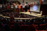 Bakan Tüfenkci Açıklaması 'Kendi İrademize Sahip Çıkmak Adına Hep Beraber Evet Diyeceğiz'