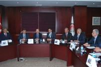 Başbakan Yardımcısı Şimşek'e Ekonomik Sıkıntılar Ve Suriyeli Yatırımcılar Raporu